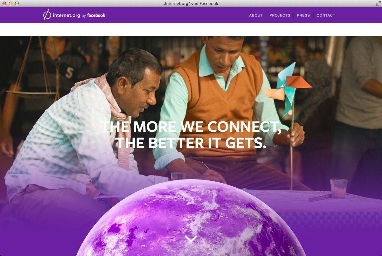 NUR ALS ZITAT Screenshot Netzneutralitt Indien