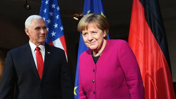 """Münchner Sicherheitskonferenz: """"Wir brauchen die Nato als Stabilitätsanker in stürmischen Zeiten"""""""