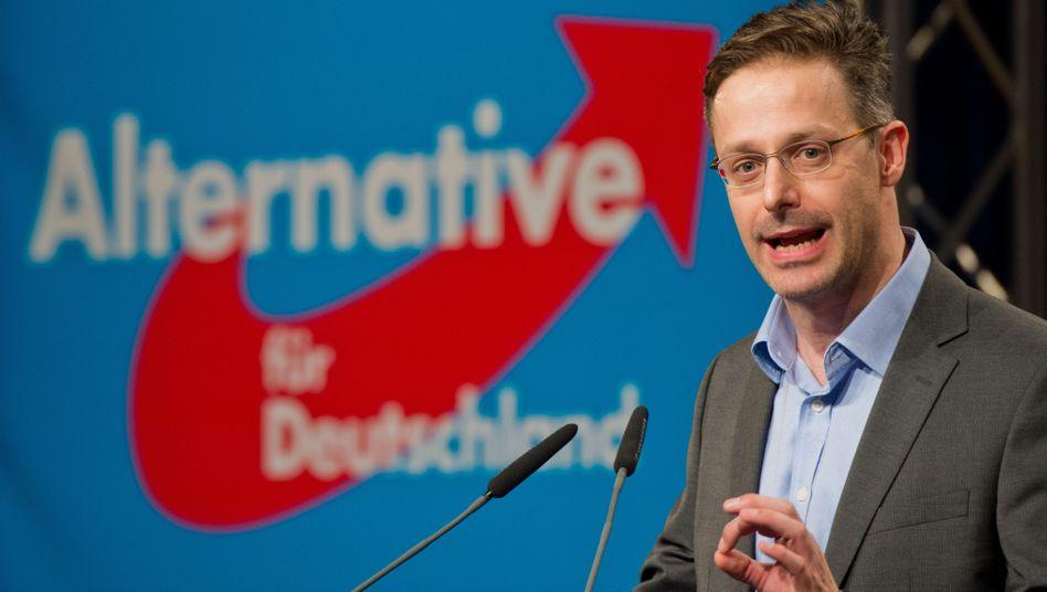 NRW-AfD-Chef Marcus Pretzell