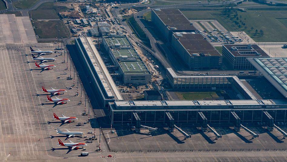 """Künftiger Hauptstadtflughafen BER (März 2020): """"Eröffnung war nie so sicher wie heute"""""""