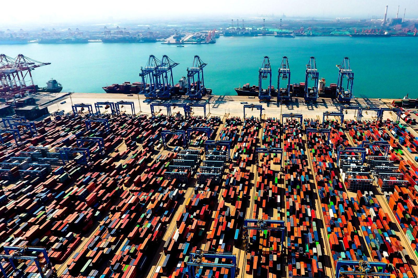 Wirtschaftswachstum in China