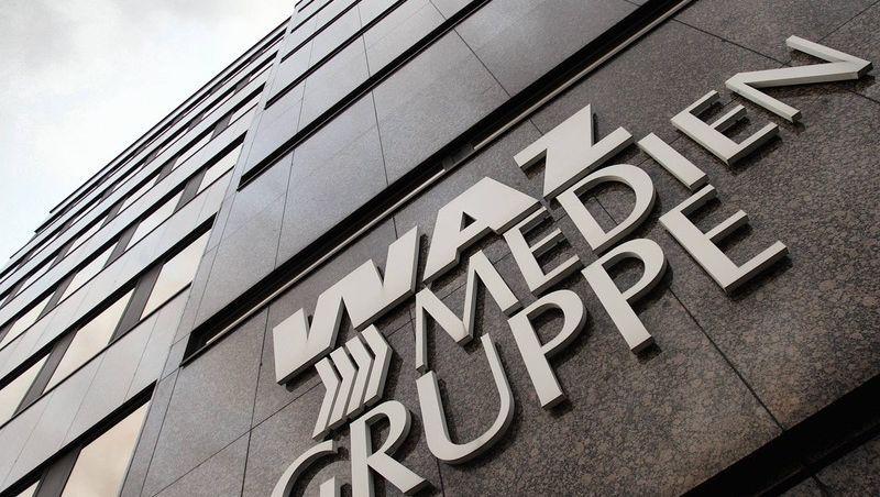 Zentrale der WAZ-Mediengruppe in Essen: Eine neue Ära beginnt