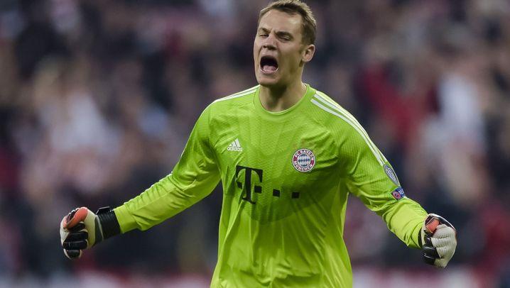 FC Bayern in der Einzelkritik: Wie im Rausch