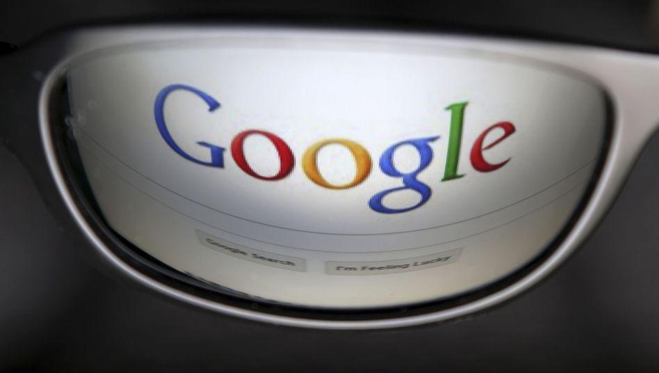 Google-Logo: In 28 Ländern bietet der Onlinekonzern seine Echtzeit-Statistik an