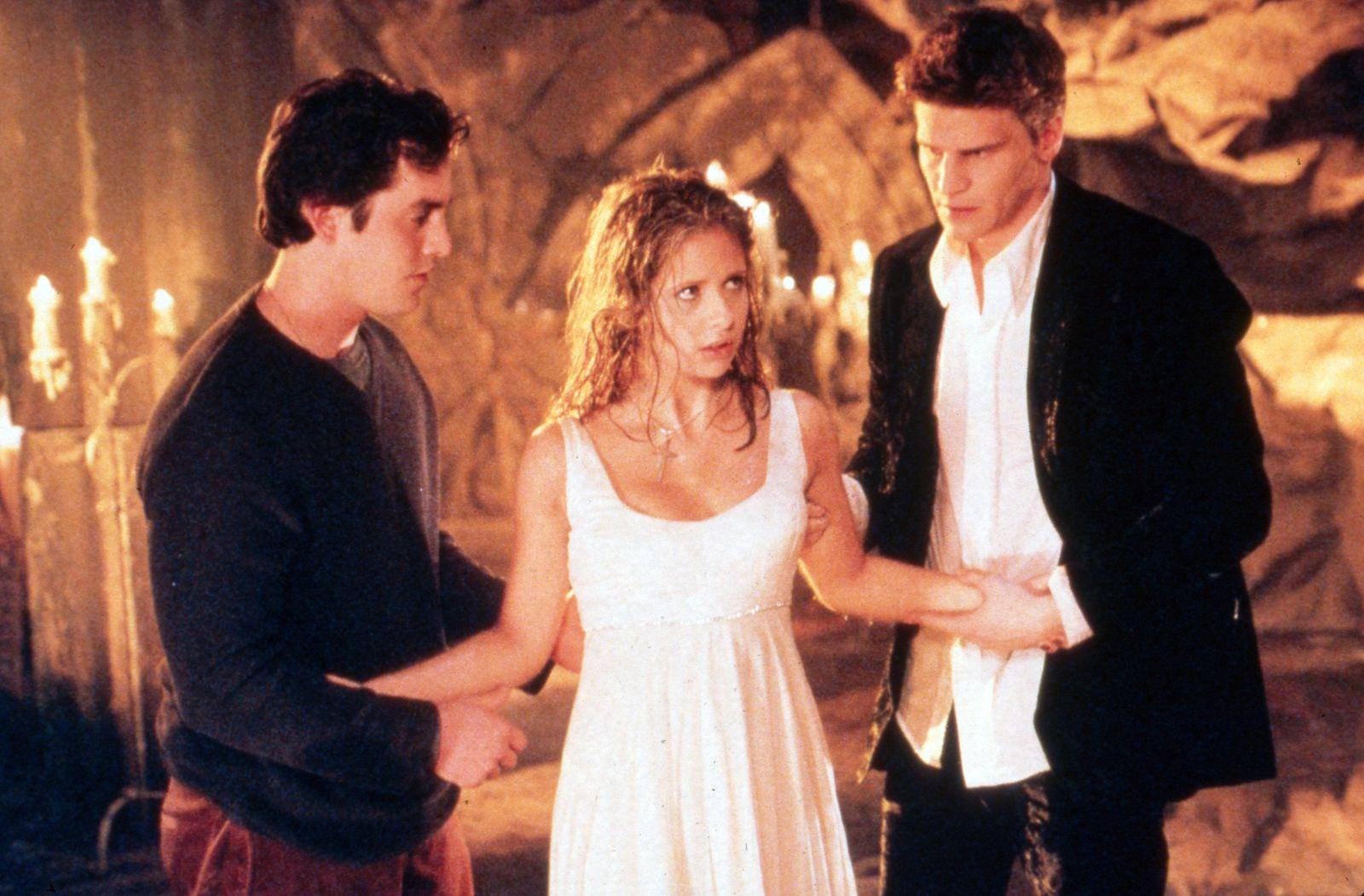 Buffy the Vampire Slayer aka Buffy Im Bann der D?monen Fernsehserie USA 1997 2003 Episode