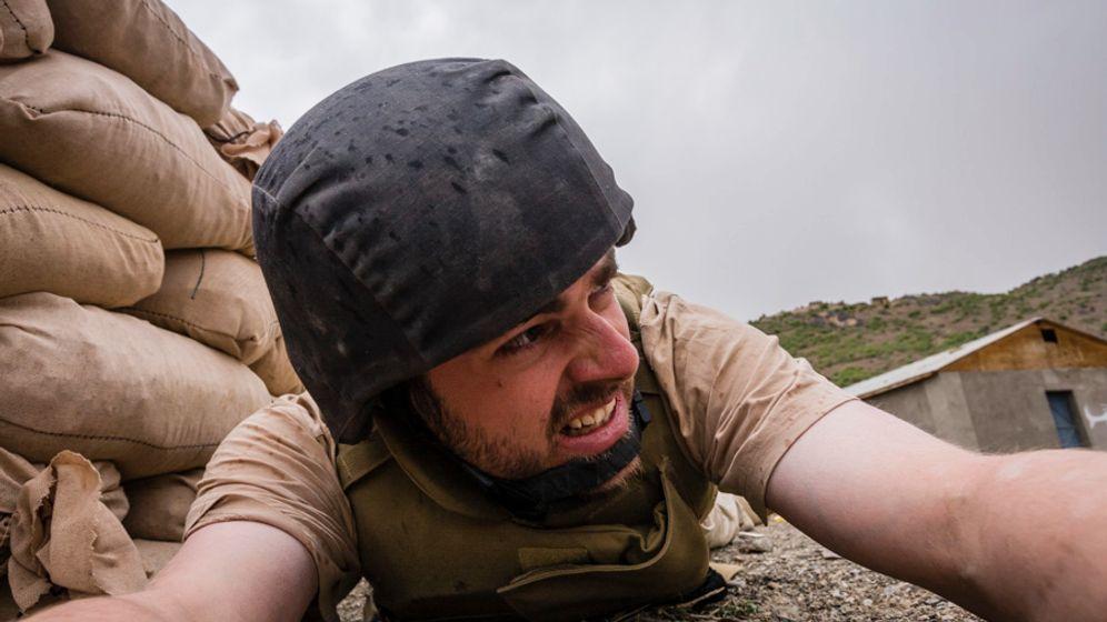 Simon Klingert: Als Journalist im Krieg