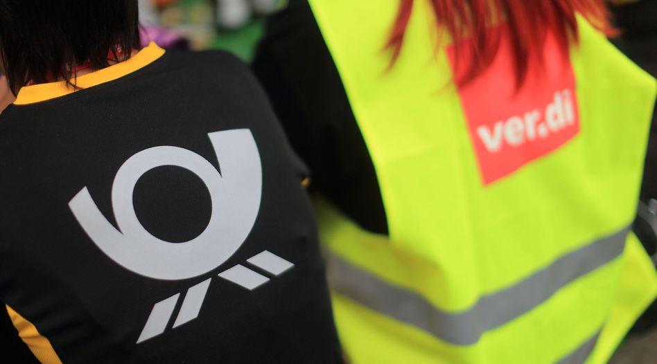 Tarifkonflikt: Deutsche Post und Ver.di haben sich geeinigt