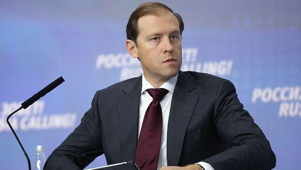 """Russischer Minister Manturow: """"Die Sanktionen schaden beiden Seiten"""""""