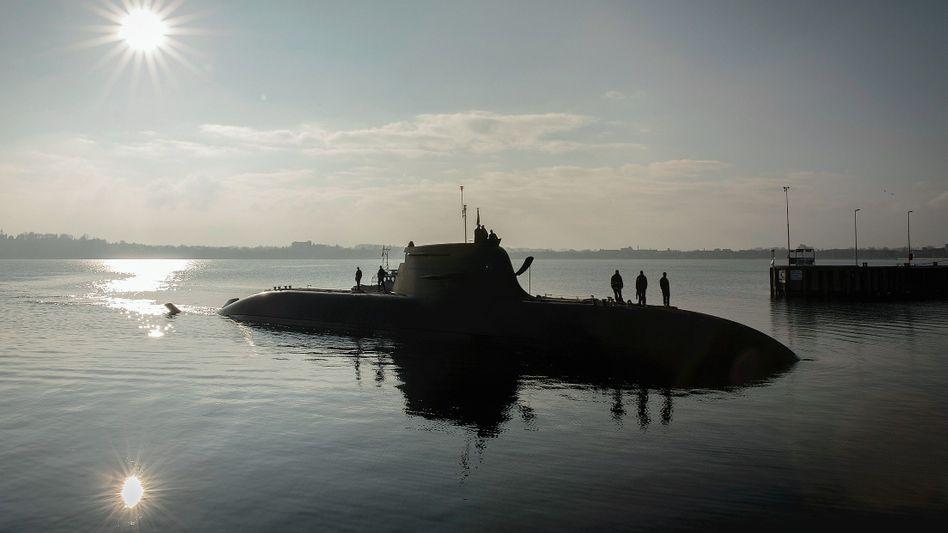 »U31« im Marinestützpunkt Eckernförde: Fluch der kleinen Zahl