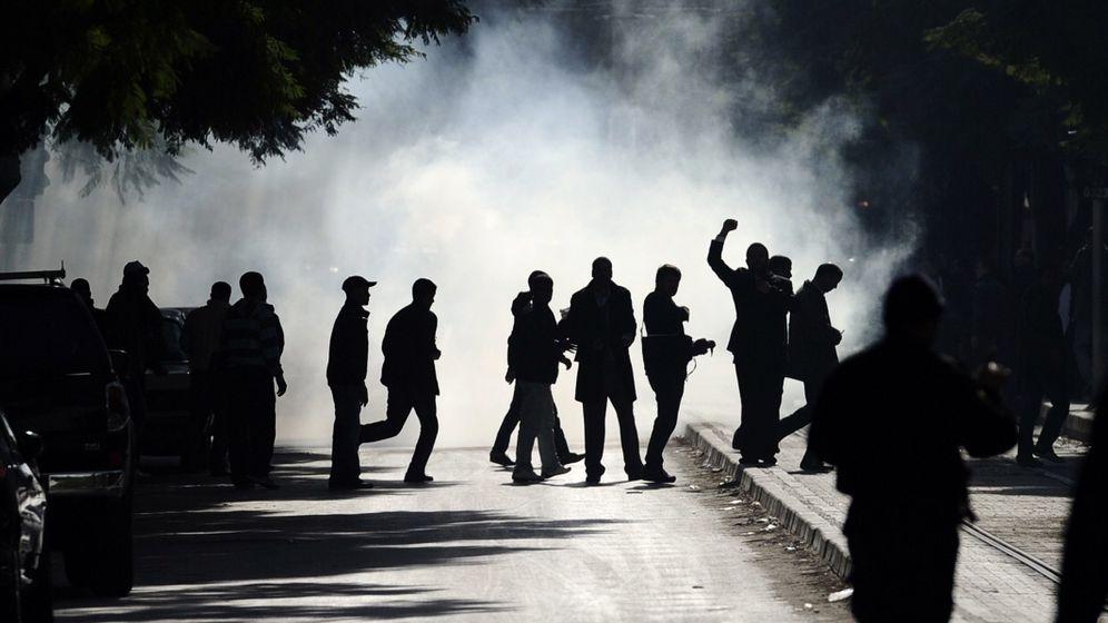 Tunesien und die Folgen: Aufruhr in der arabischen Welt