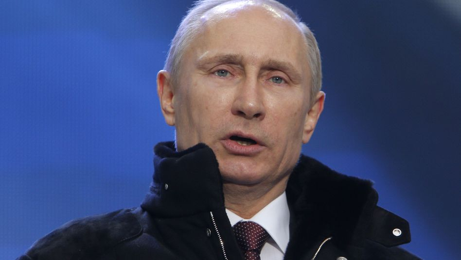 "Russian President Vladmir Putin: ""Death is horrible, isn't it?"""