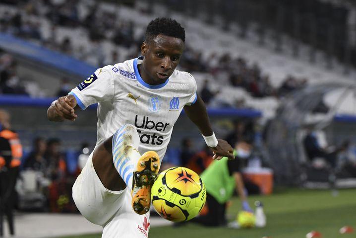 Im September noch für Marseille am Ball: Bouna Sarr
