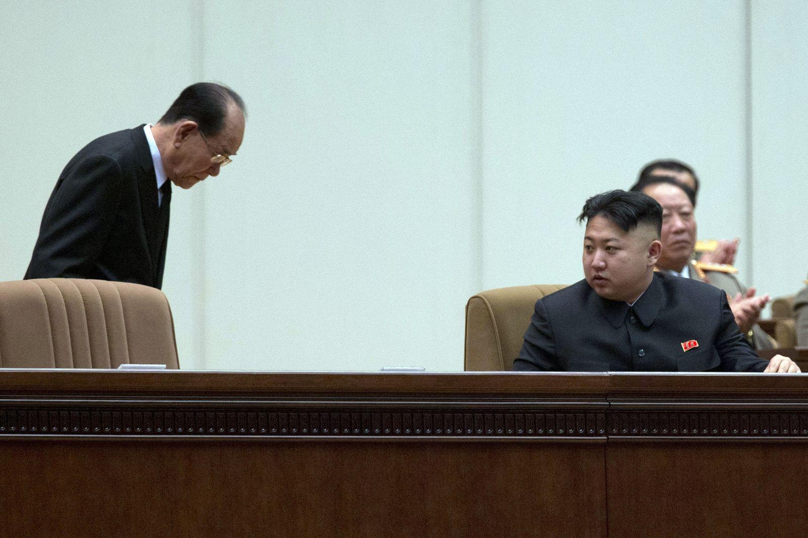 Nordkorea / Todestag Kim Jong Il