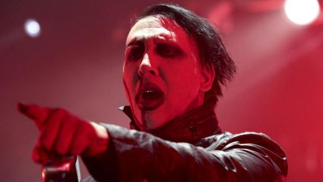 Marilyn Manson (Archivbild 2015)