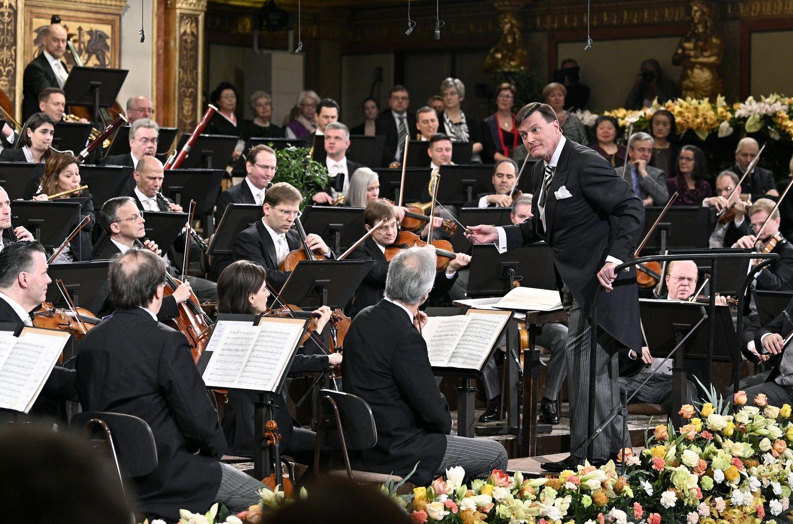 Silvesterbräuche/ Wiener Philharmoniker