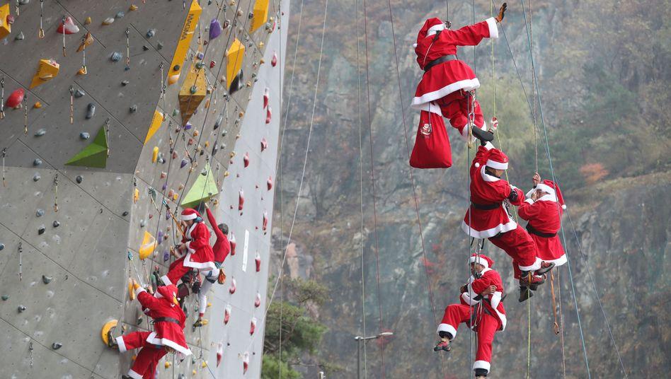 Höher, schneller, weiter: Sind Sie beruflich im Vorweihnachtsstress? Machen Sie den Selbsttest!