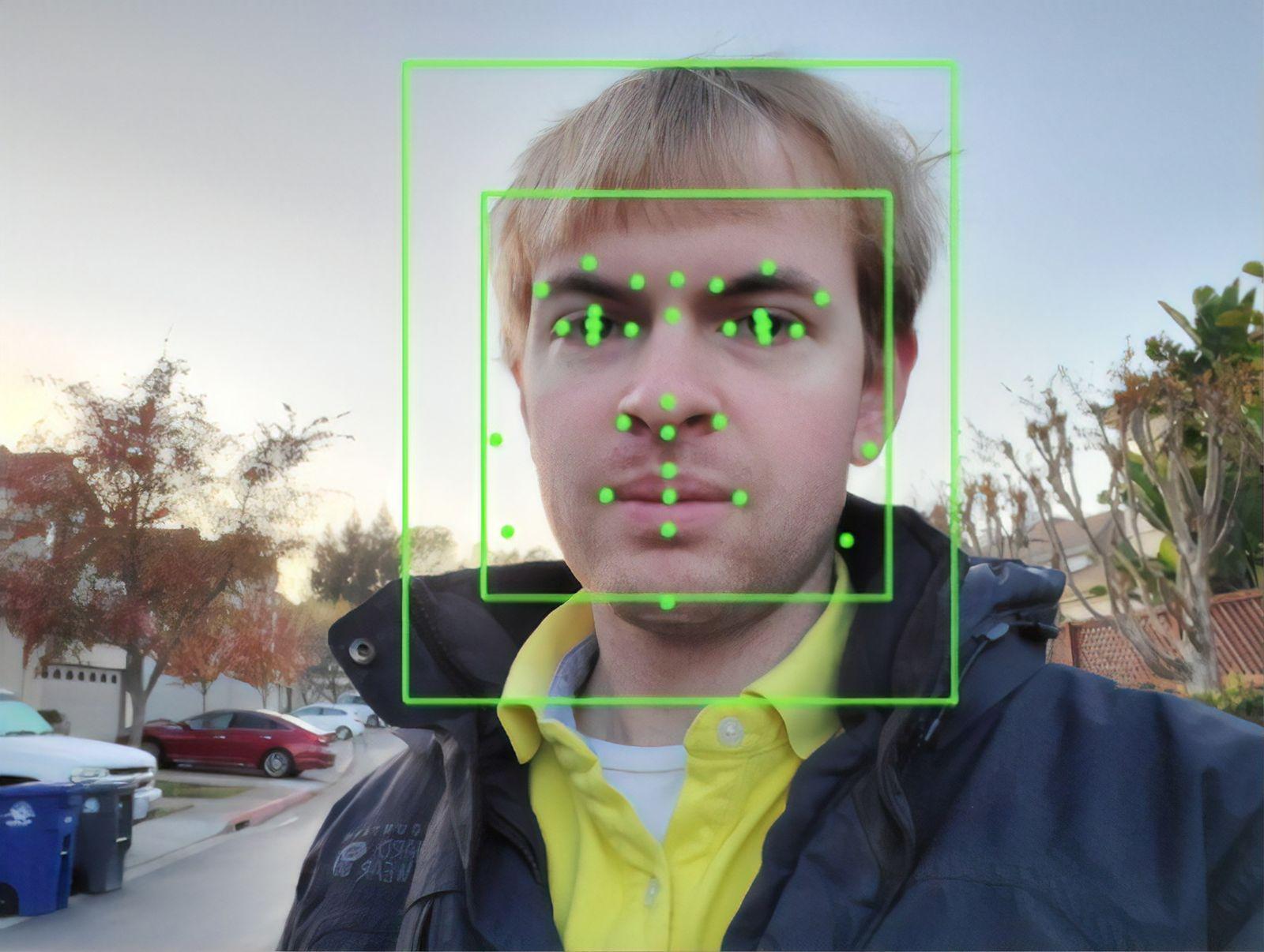 Trends/ Netzwelt/ Gesichtserkennung