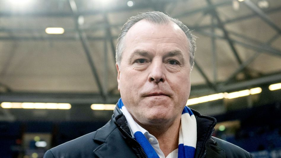 Schalkes Aufsichtsratschef Clemens Tönnies