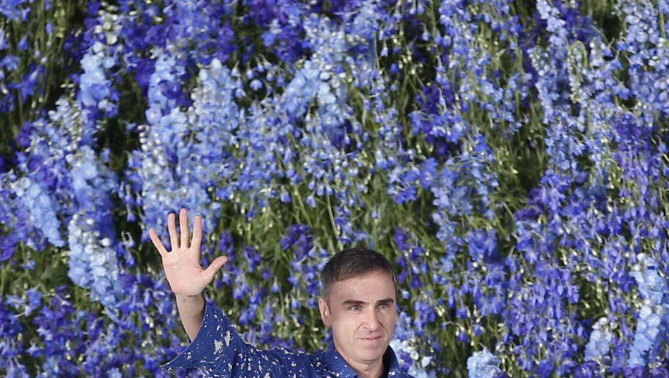 Designer Raf Simons in Paris: Schluss mit Dior