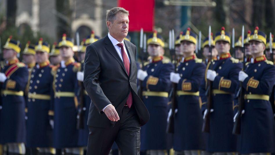 Rumäniens Staatschef Johannis: Rumänien enger in Europa vernetzen