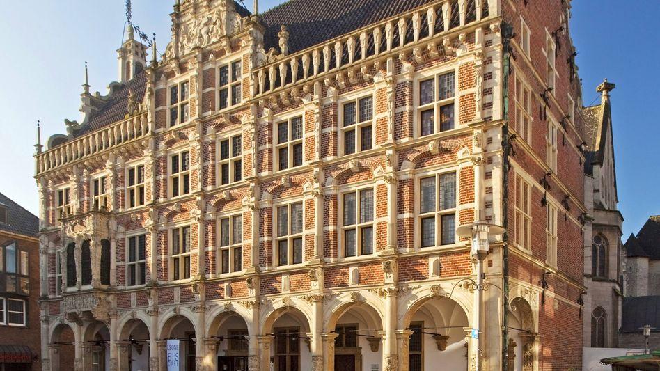 Historisches Rathaus von Bocholt