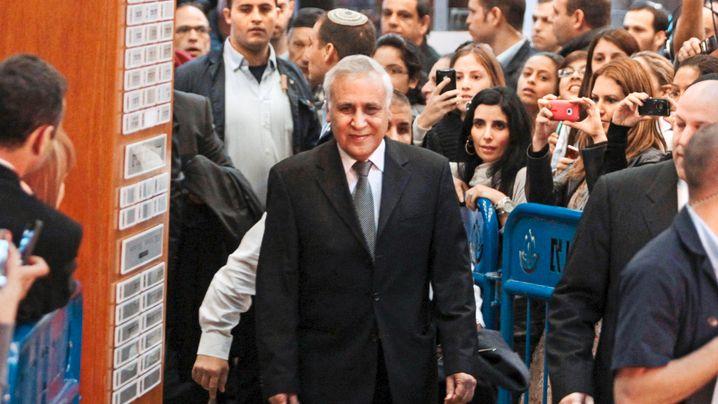 Mosche Katsav: Gericht verurteilt Ex-Präsidenten