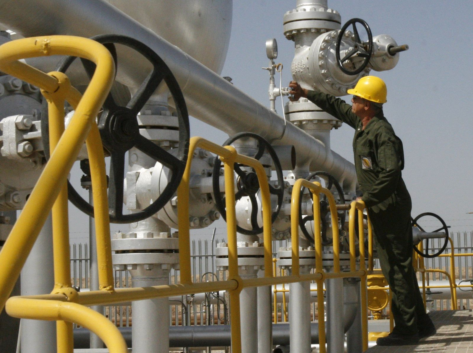 Iran/ Öl/ Ölförderung