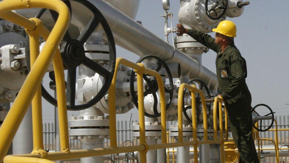 Ölförderung in Iran: Embargo wirkt bereits im Vorfeld