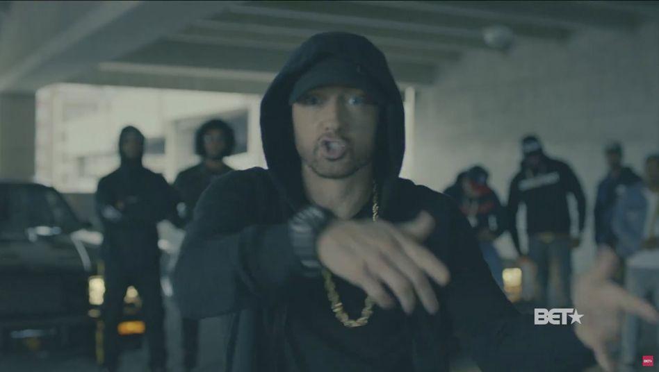 Eminem: Wutrede gegen Donald Trump