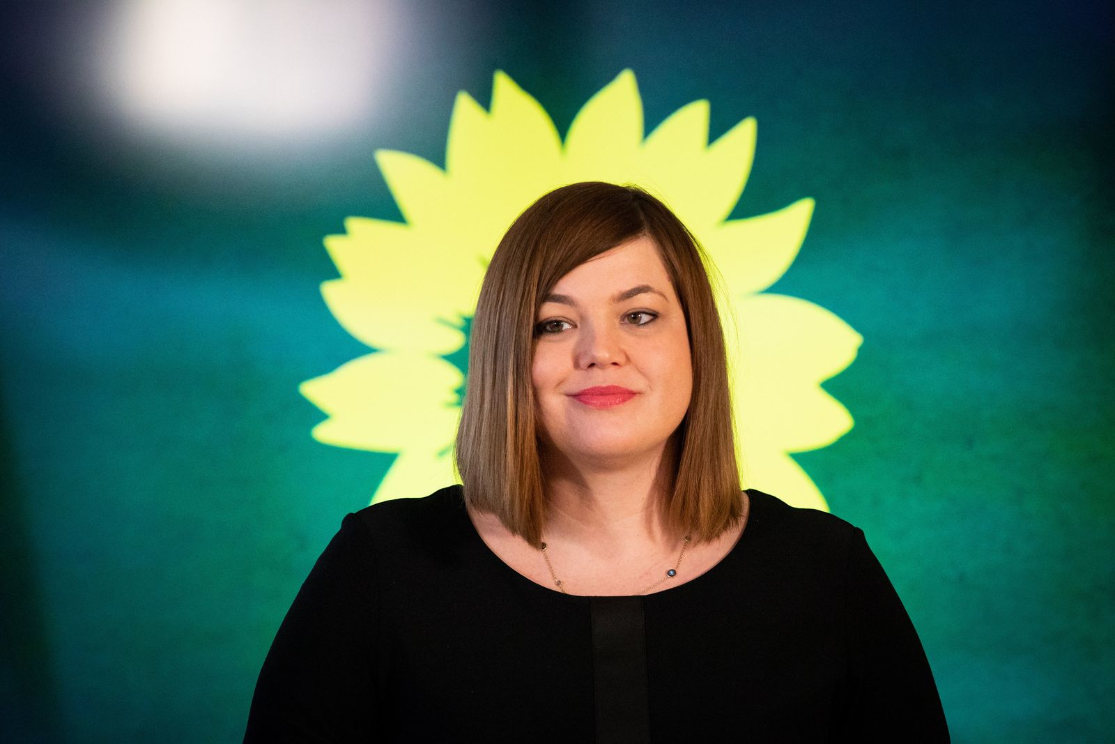 Kampagne der Grünen für den Bürgerschaftswahlkampf