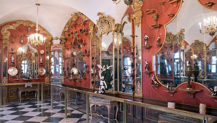 Grünes Gewölbe: Die Schatzkammer Sachsens