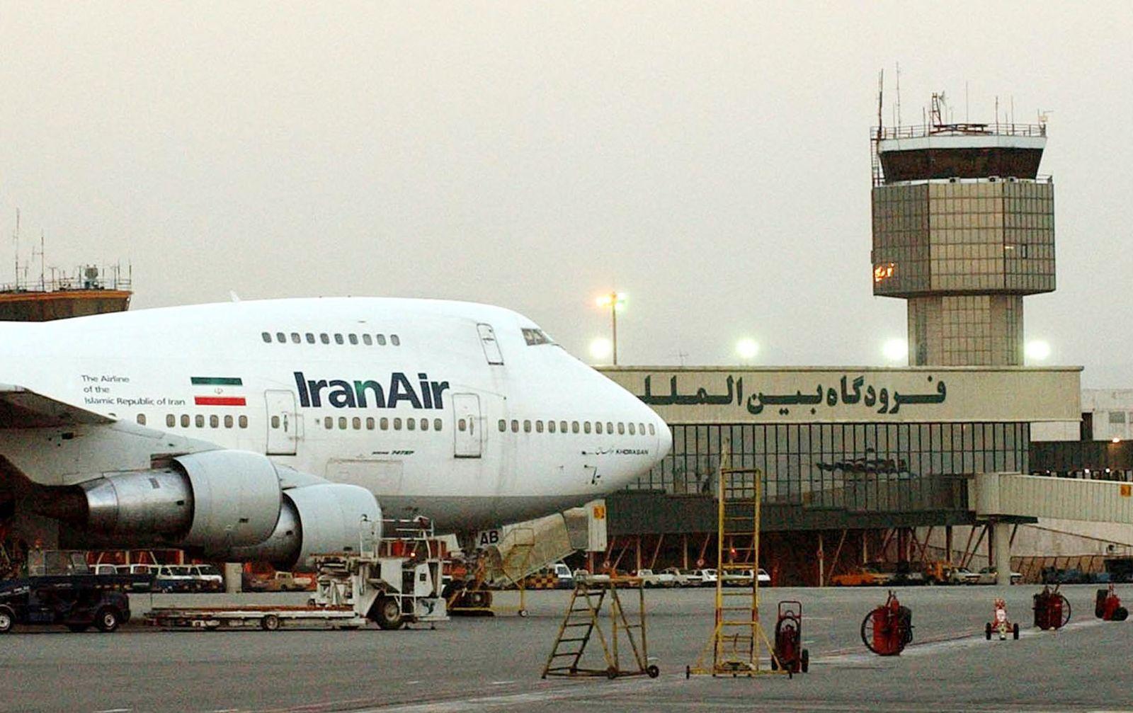 IRAN US AIRCRAFT
