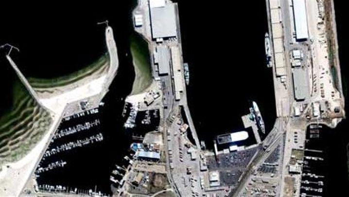 """Satellitenbilder: """"Katrina"""" aus dem All gesehen"""