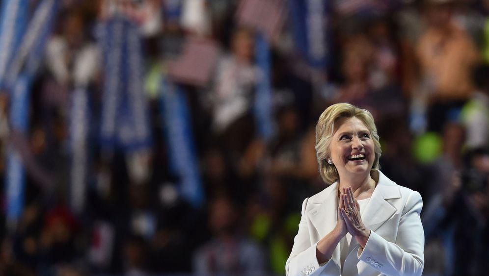 Philadelphia: Clintons Abschlussparty