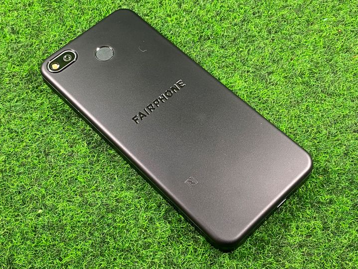 Das Fairphone 3+ besteht zu großen Teilen aus Recycling-Kunststoff