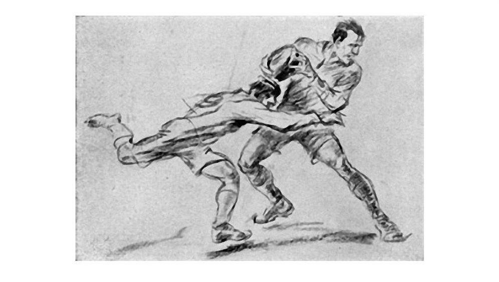 Olympische Kunstwettbewerbe: An die Pinsel, fertig, los!