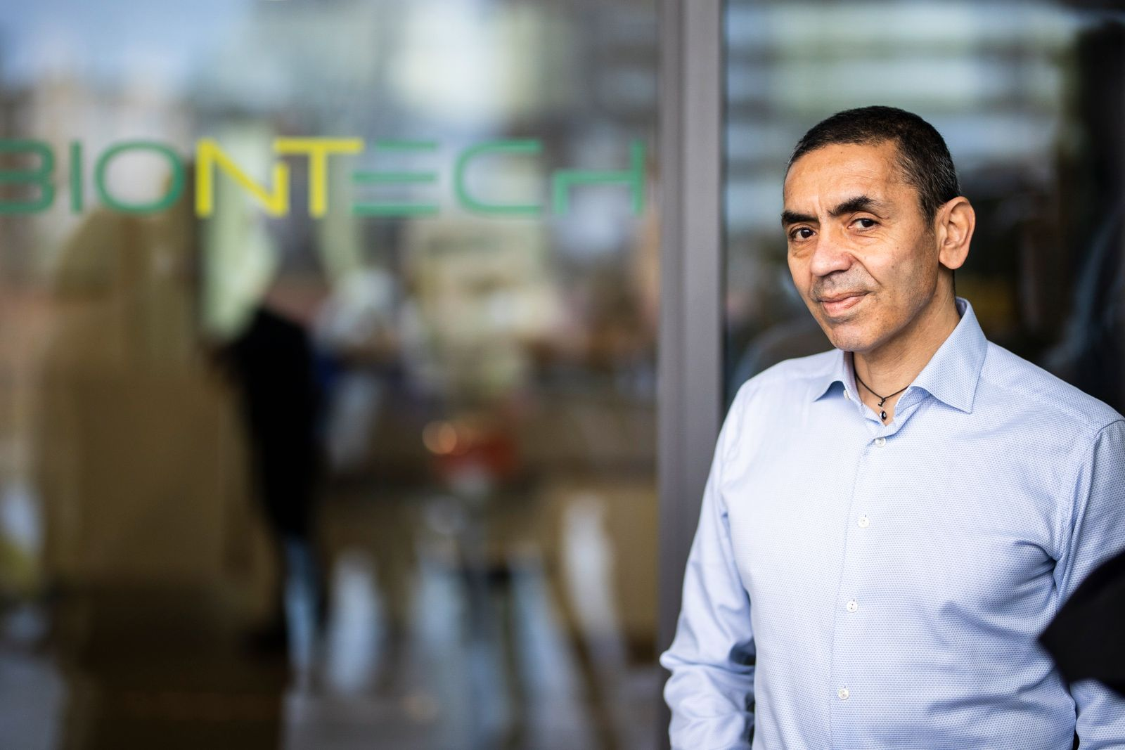 Chairman of Biontech Ugur Sahin