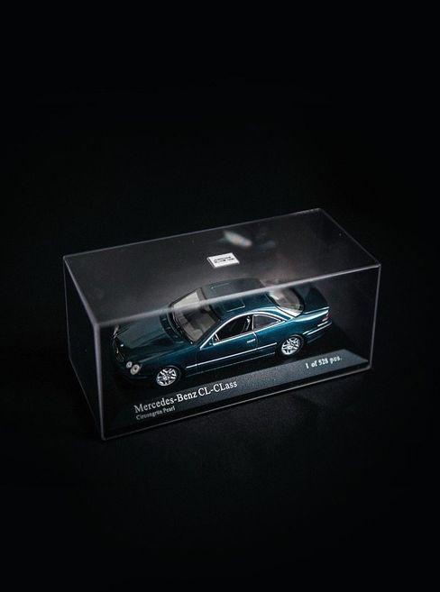 † Hamza Kurtović: Model car