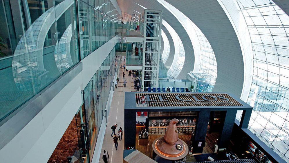 Snoozecube in Dubai: Nachts im Flughafen