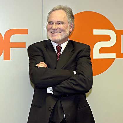 ZDF-Chef Markus Schächter: Das als Greisensender geschmähte ZDF hat online die Nase vor der ARD