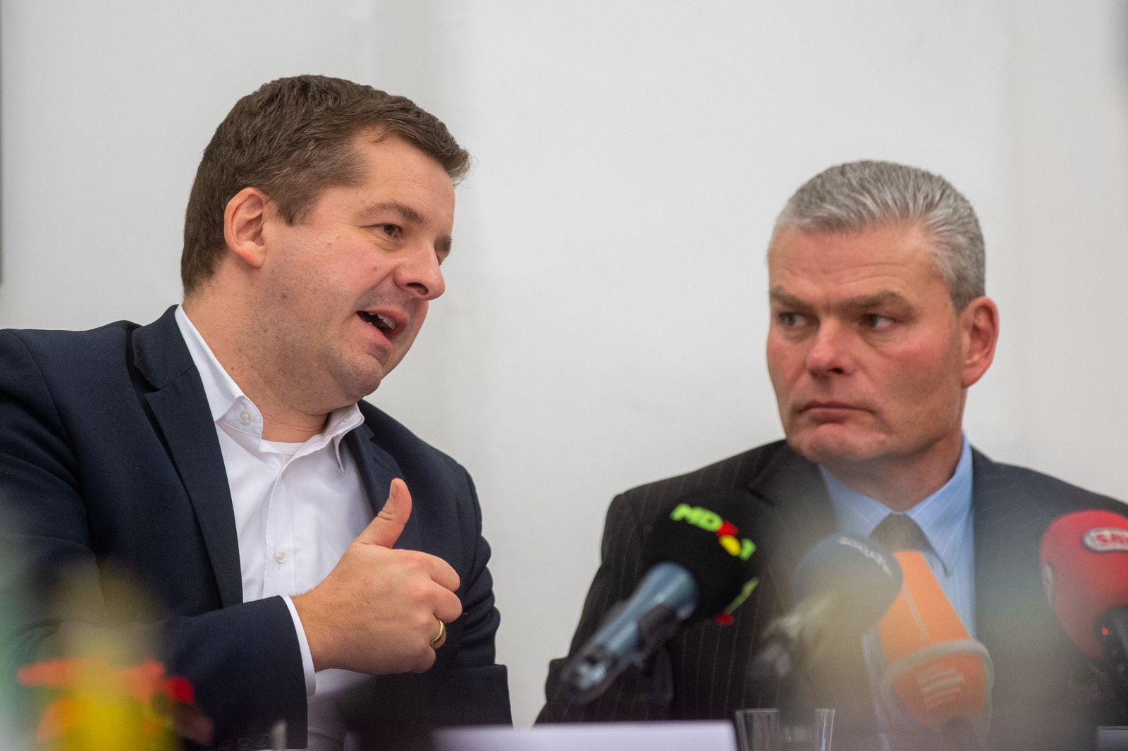 Treffen der CDU-Kreisvorsitzenden