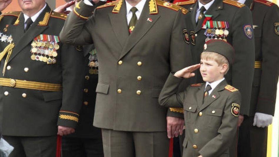 Weißrusslands Präsident Lukaschenko