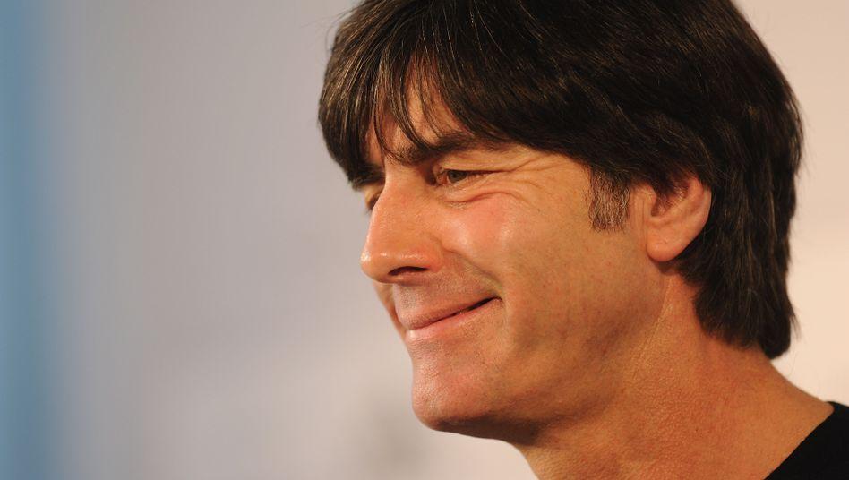 """Bundestrainer Joachim Löw: """"Wir sind auf alle Eventualitäten vorbereitet"""""""