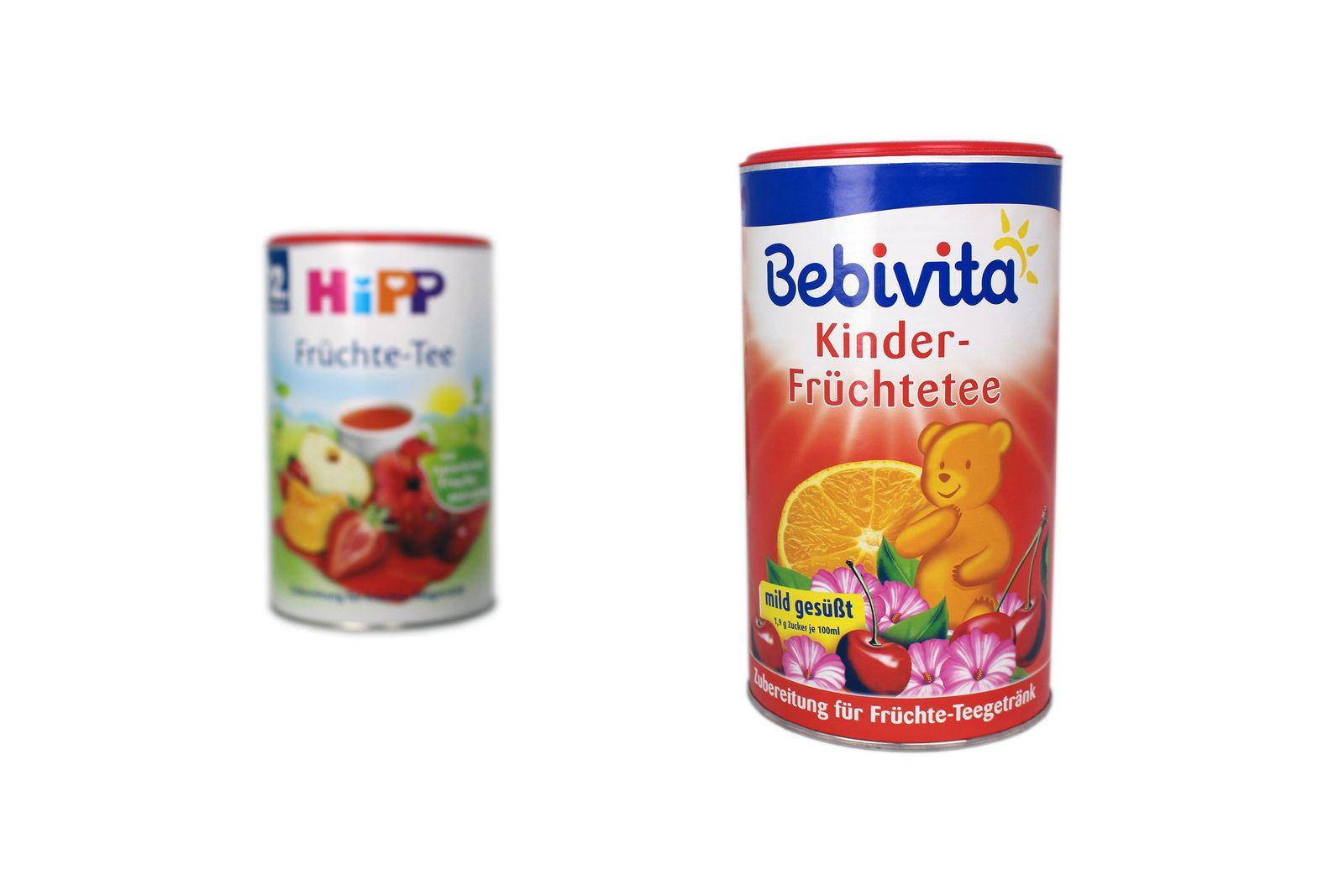 EINMALIGE VERWENDUNG foodwatch / hipp und bebivita