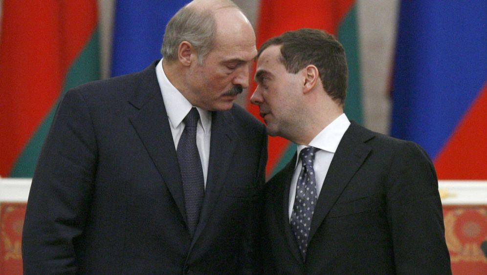 Alexander Lukaschenko: Diktator auf Abruf