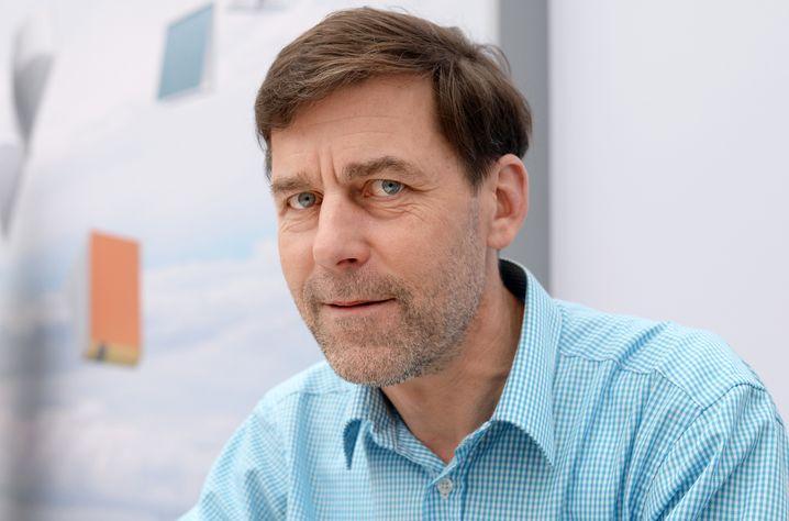Schriftsteller Peter Stamm