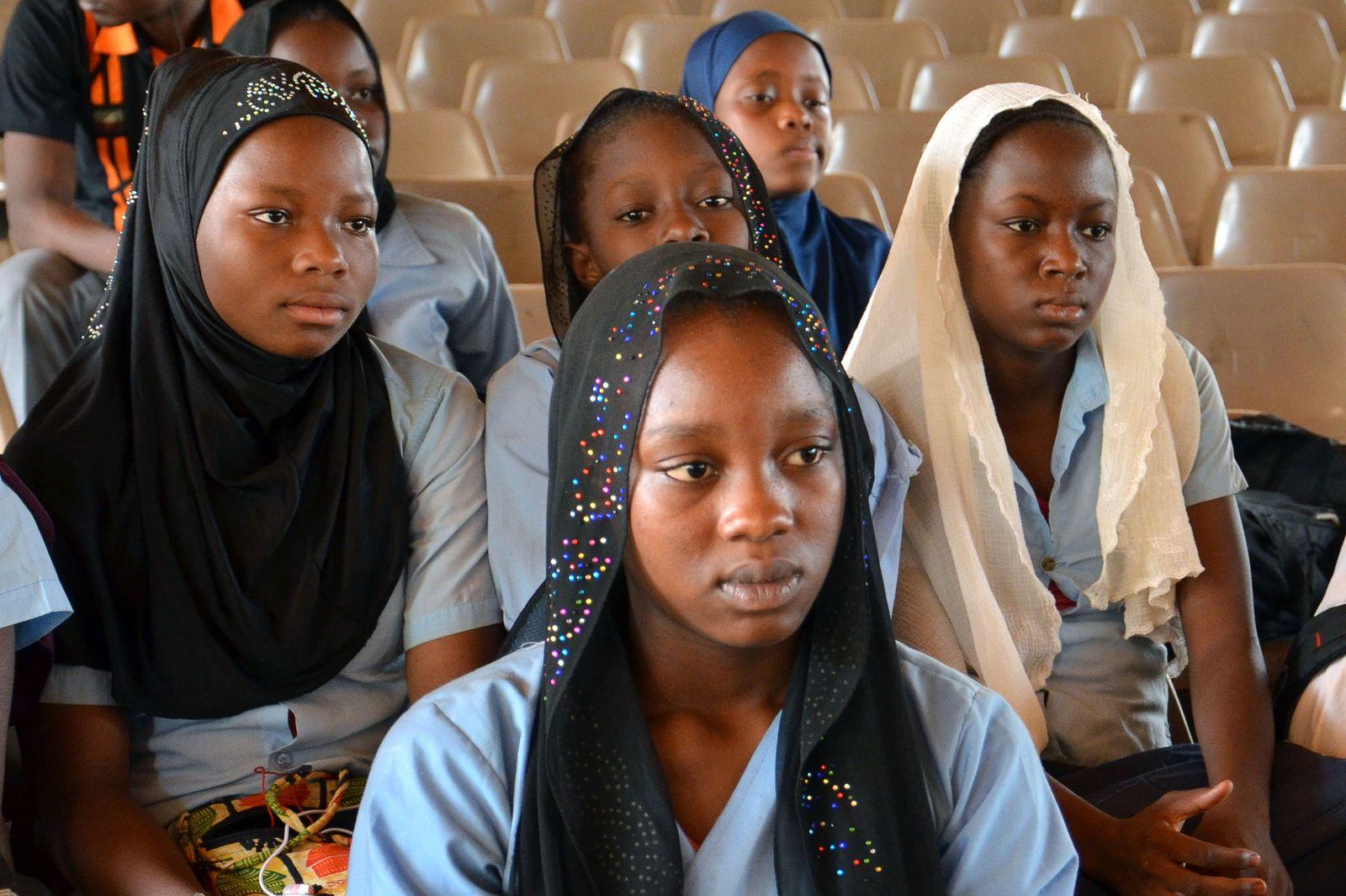 Teenagerschwangerschaft/ Niger