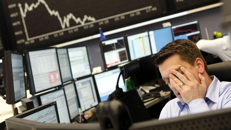 Börsenhändler in Frankfurt: Wie sieht die alternative Anlagestrategie aus?