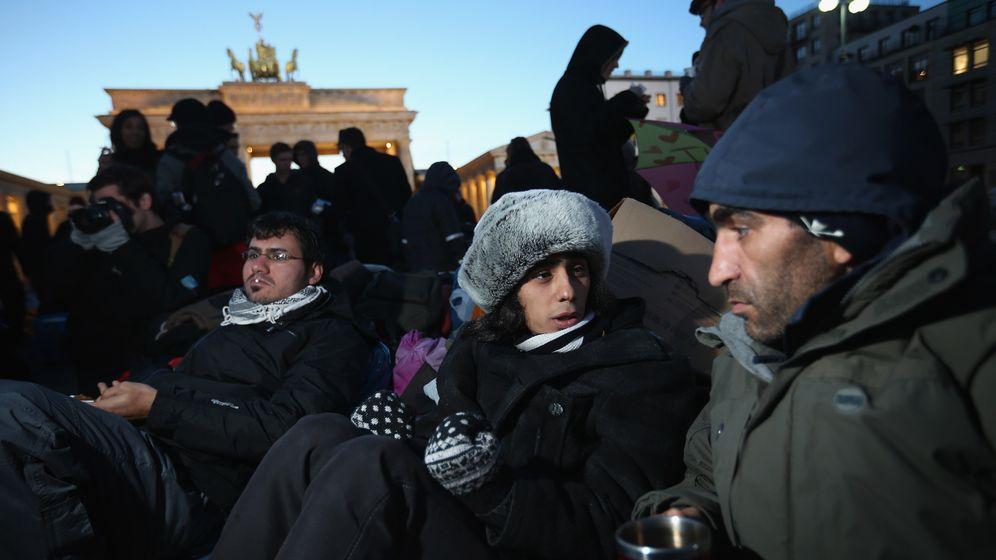 Flüchtlingsproteste: Was wurde aus zwei Jahren Widerstand?