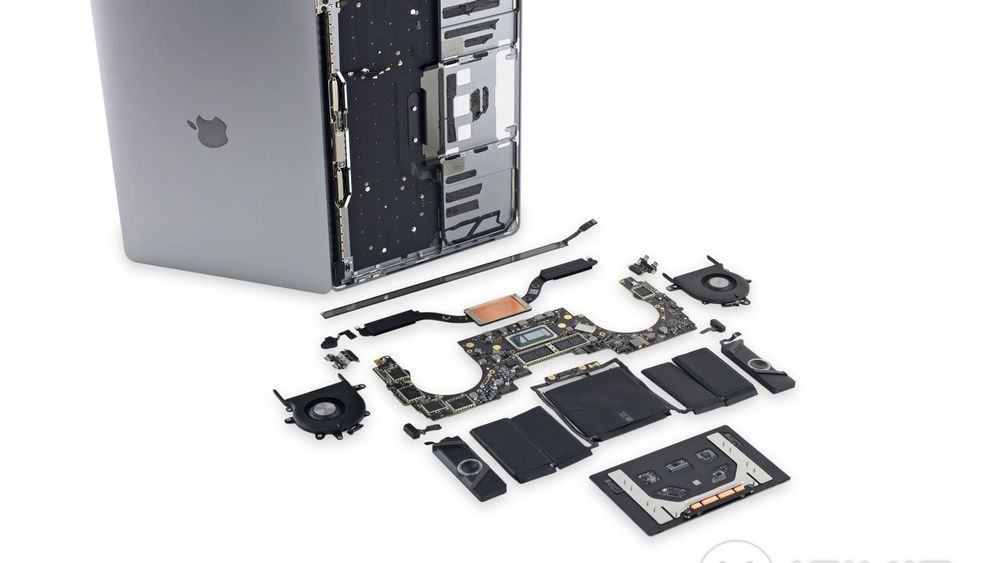 iFixit: Einblicke in das neue MacBook Pro